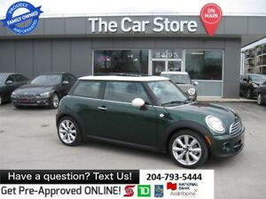 2013 MINI Cooper Cooper NAVIGATION htd leather BLUETOOTH