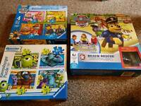 children's games and puzzles all excellent condition