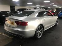 Audi A5 3.0 TDI S Line Sportback Multitronic 5dr *20ALLOYS* SATNAV*LEATHER SEAT* FINANCE AVAILABLE*