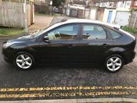 2008 Ford Focus 1.8 TDCi Zetec 5dr Manual @07445775115
