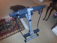 Body Core workout bench