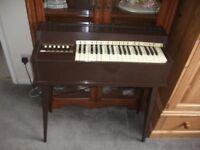 electronic chord organ 1960s