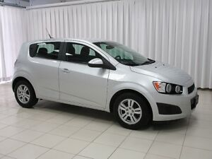 2013 Chevrolet Sonic LT 5DR HATCH WITH FACTORY REMOTE START, POW