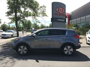2014 Kia Sportage EX Luxury *Leather, Sunroof*