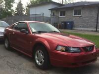 2001 Ford Mustang 3.8L