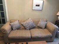 Laura Ashley Large 3 Seater Sofa