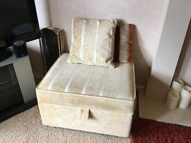 U.K. Handmade 4 piece sofa suite