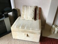 U.K. Handmade 4 piece sofa suite