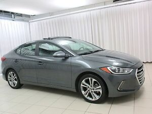 2017 Hyundai Elantra SEDAN w/ Sunroof, Backup Camera, Push Butto