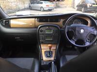 Great deal Jaguar X type low miles excellent condition new mot