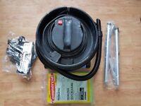 Perfect working order henry NUMATIC Vacuum Cleaner model number nvh-370 new 3 Metre Hos