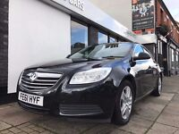 Vauxhall Insignia 2.0 CDTi 16v Exclusiv 5dr PARTS & LABOUR WARRANTY