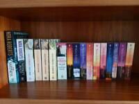 17 Nora Roberts books