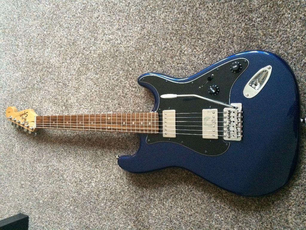 Fender American Double Fat Stratocaster 2001 Sline Gold Reverb