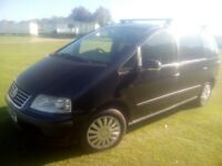 2007 VW Sharan TDI Automatic 7 seater spares or repairs