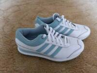Adidas golf shoes size 4
