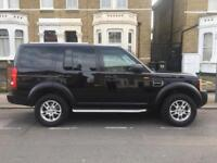 Landrover Discovery 3 (2005) Black