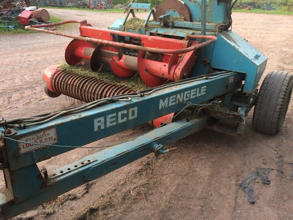 Reco Mengele Trailed Forage Harvester | in Dromore, County Tyrone | Gumtree