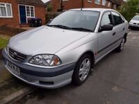 *URGENT* Selling Toyota Avensis great condition