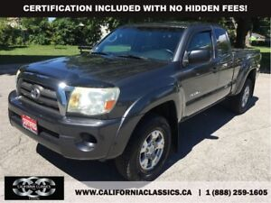 2009 Toyota Tacoma 4CYL 5SPEED! - 4X4