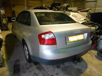 2001 Audi A4 B6 1.9TDI AVB Saloon Manual BREAKING FOR PARTS SPARES