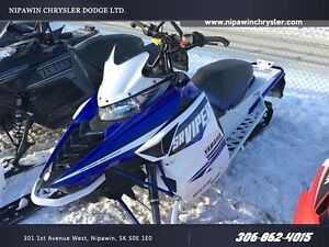 2016 yamaha  VIPER M-TX0 financing available for up to 60 mo...