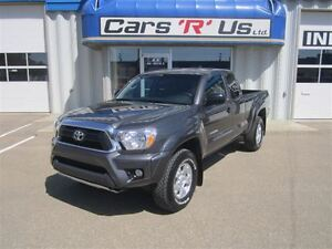 2015 Toyota Tacoma TRD OFF ROAD 4X4 AUTO (NO PST) ONLY 8K!
