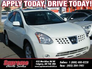 2010 Nissan Rogue SL AWD w/H.SEATS & S.ROOF