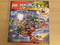 Lego Ninjago Ronin R.E.X (Nearly new) discontinued product