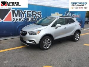 2017 Buick Encore AWD LEATHER, SUNROOF, NAVIGATION