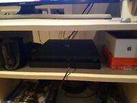 PS4 Slim 500gb with 6 latest games including Fifa 18, COD WW2 and GT Sport