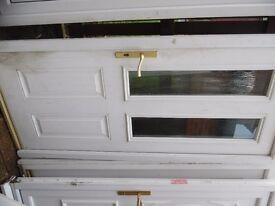 composite back door £30
