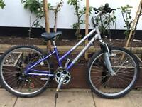"Unisex Raleigh falcon hybrid bike. 15"" Frame. 26"" Wheels. Fully Working"