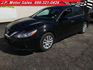 2016 Nissan Altima 2.5 S, Automatic, Back Up Camera,