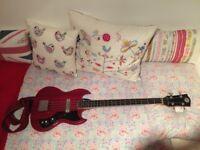 Kay Bass Guitar (Short Scale) 60's Japanese