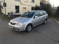 Chevrolet Lacetti 1.6 SX Estate - 1 owner from new - Full service history - New MOT - Lovely car
