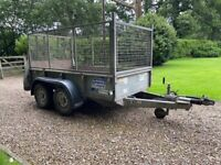 Ifor Williams GD84 Twin Axle Trailer Mesh Side Kit