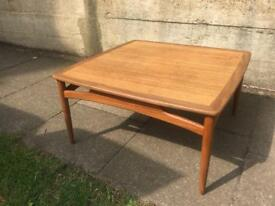 G plan coffee table £120