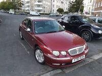 2001/51 Rover 75 2.0V6 Connoisseur Manual - 1 owner for 15 years, only 48700 miles