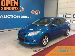 2013 Ford Focus SE! ALLOYS! FINANCE NOW!