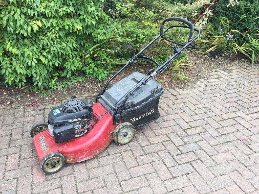 mountfield sp   propelled lawn mower honda engine  trowbridge wiltshire gumtree