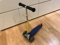 Mini Micro toddler scooter