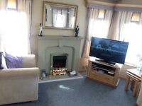 SCHOOL HOLIDAY DATES LEFT 3 BEDROOM LUXURY CARAVAN IN SUNNY CHILD FRIENDY AREA
