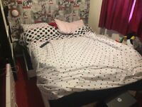 Small Double Bed FOR SWAP for a Small Double Ottoman Bed