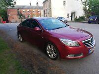 Vauxhall Insignia 2.0 CDTI 160bhp 6 speed Exclusive 2009 (Please Read)
