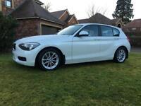 2013 BMW 1 series 116d manual (not Golf, Leon, Cora's)