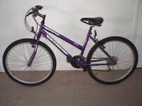 "Ladies/Womens Universal Extreme 17"" Mountain Bike (will deliver)"