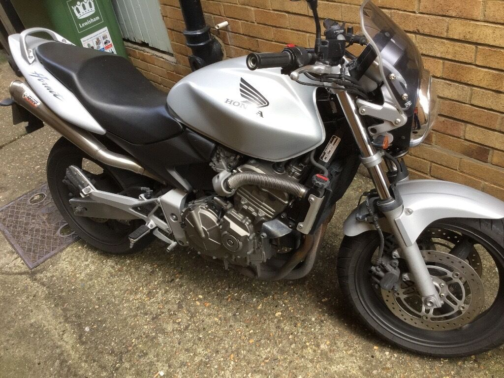 honda hornet 600 for sale in lewisham london gumtree. Black Bedroom Furniture Sets. Home Design Ideas