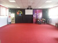 Large Venue available for hire - Available for functions, conferences, Birthdays and more