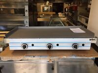 CATERING COMMERCIAL LPG GAS GRILL OUT DOOR FAST FOOD MARKET TRAILER TYPE